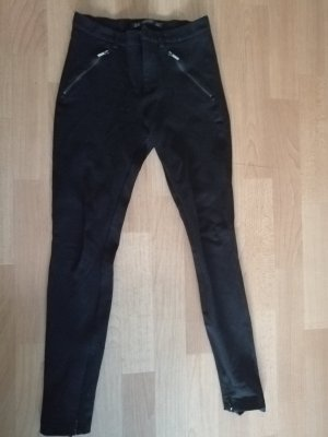 Zara Trafaluc Stretch Trousers black