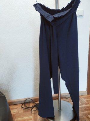 abbott lyon pantalón de cintura baja azul
