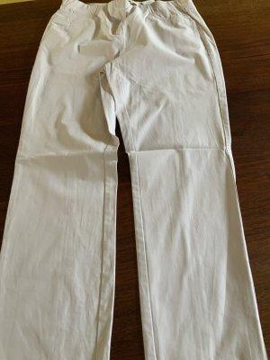 Stehmann Pantalone elasticizzato rosa chiaro Cotone