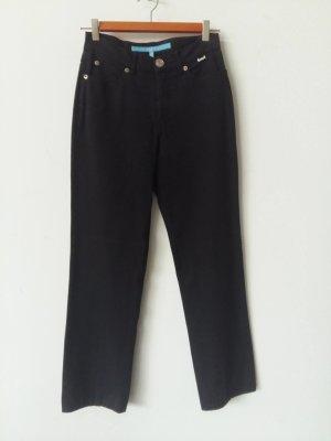 Escada Sport Stretch jeans zwart Katoen