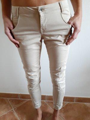Guess Pantalon en jersey beige