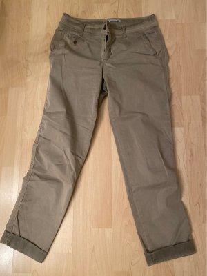 Strenesse Blue Pantalone chino verde-grigio