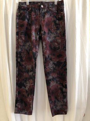 Orsay Pantalon cinq poches multicolore
