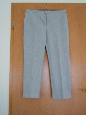 Adelina Spodnie materiałowe jasnoszary