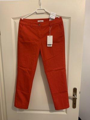 100% Fashion Haut-de-chausse rouge