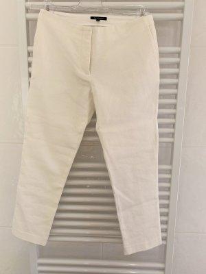 Tara jarmon 7/8 Length Trousers cream-natural white