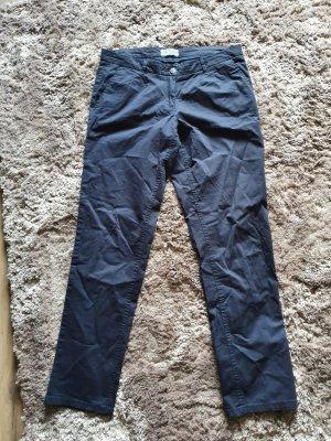 Blue Motion Pantalon en jersey bleu foncé