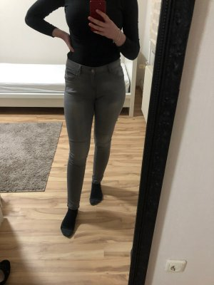 C&A Low-Rise Trousers grey