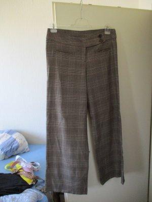 Giada Pantalón anchos marrón claro