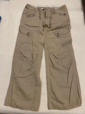 Gstar Cargo Pants beige-camel