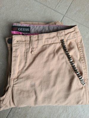 Guess Pantalone a 3/4 beige