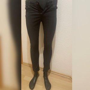H&M Basic Pantalon capri gris