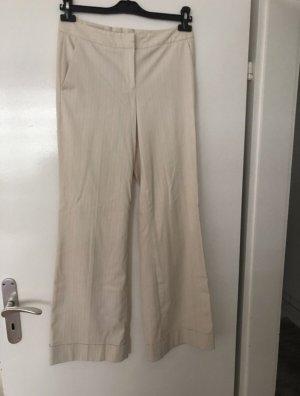 H&M Pantalon en jersey blanc cassé-crème