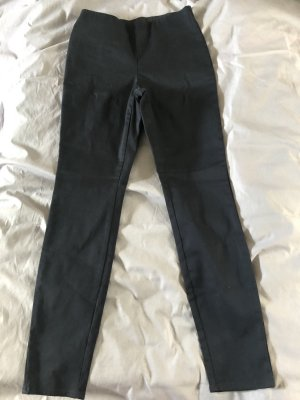 H&M Stretch Trousers anthracite