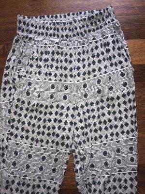 H&M Pantalone alla turca bianco
