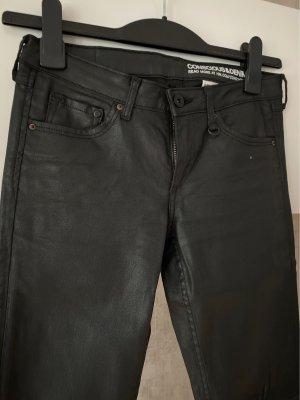 H&M Vijfzaksbroek zwart