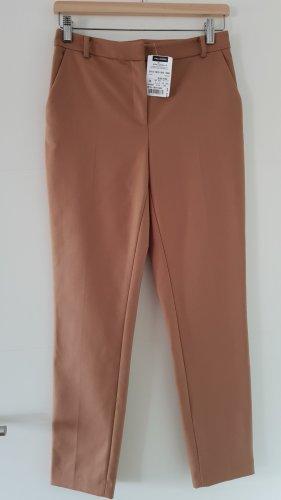 Hallhuber Jersey Pants camel