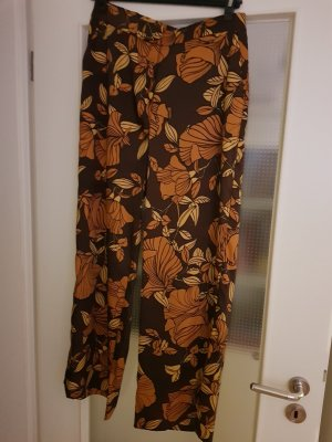 Hallhuber Donna Palazzo Pants multicolored