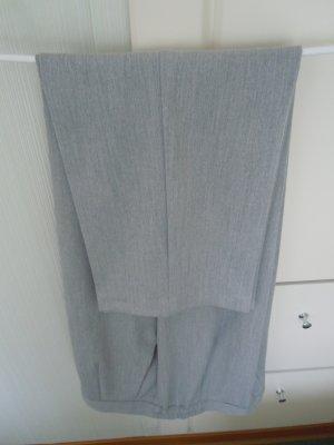 Adelina Pantalon en jersey argenté viscose