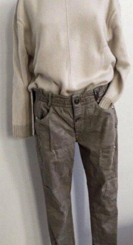 High Use Spodnie typu boyfriend Wielokolorowy