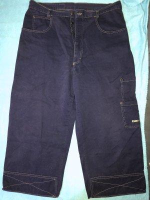 Homeboy Pantalone a 3/4 blu scuro