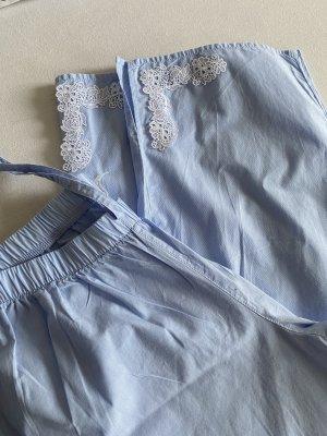 Hose Homewear Pyjama von Intimissimi mit Applikationen