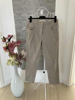 Rosner Stretch Jeans light brown cotton