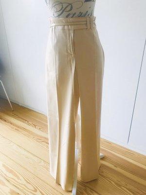 Aust Pantalon Marlene crème-beige clair
