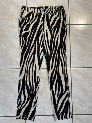 Class International Spodnie z pięcioma kieszeniami Wielokolorowy Bawełna