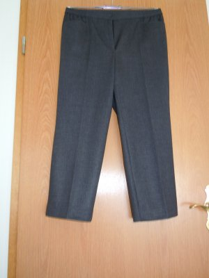 Pantalón de lana negro Lana