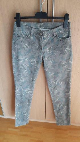 Blue Motion Pantalone cargo multicolore Cotone