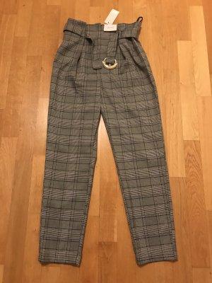 F&F Hoge taille broek veelkleurig
