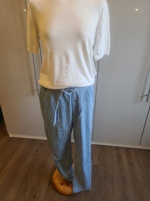 Sweat Pants white-azure