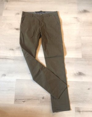 Hose in Khaki von Denim Co.