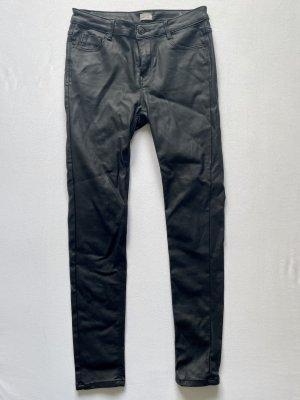 collection pimkie Leren broek zwart