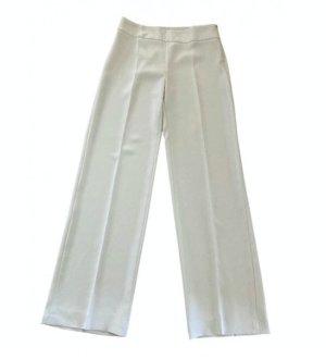 Armani Collezioni Pantalon Marlene gris clair polyester