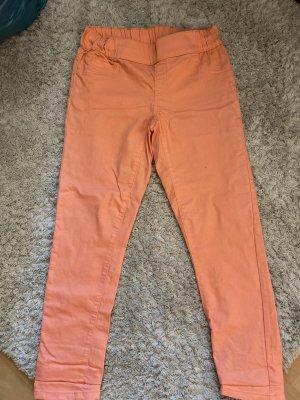 Esmara Pantalon taille basse saumon
