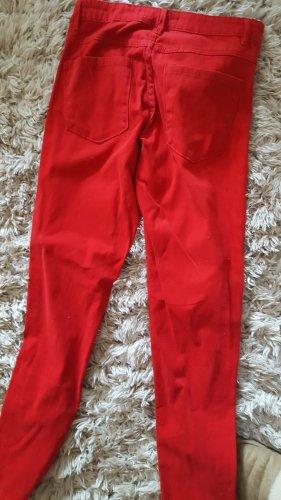 Hose in rot gr.36