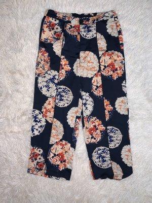 Zara Trafaluc Baggy Pants multicolored