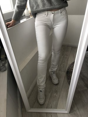 Hose in weiß