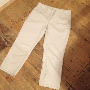 Cecil Pantalone a 3/4 beige chiaro Cotone