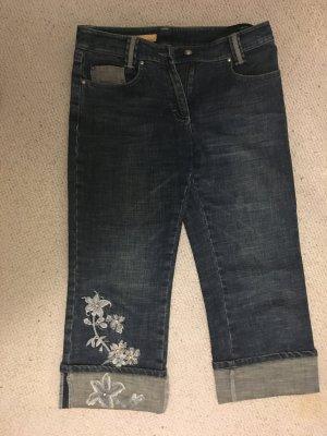 Hose, Jeans, 7/8 von BIBA, Größe 36