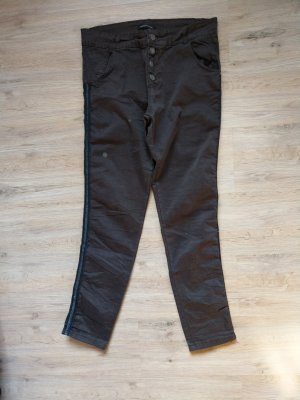 Hose Jeans braun Made in Italy