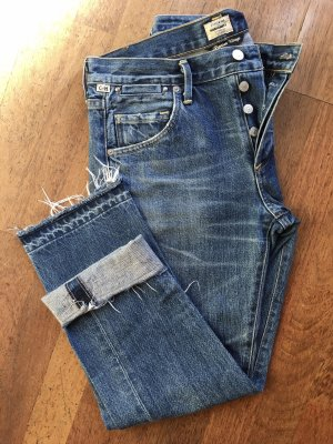 Citizens of Humanity Boyfriend Jeans steel blue
