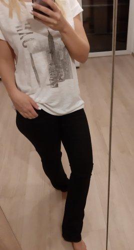 Drykorn Jeansy z prostymi nogawkami czarny