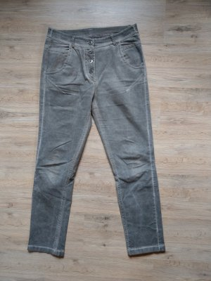 Hose Jeans khaki Made in Italy