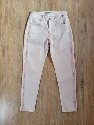 Tredy Stretch Jeans light pink