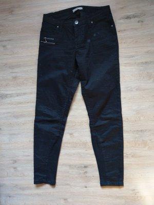 Hose Jeans schwarz Tredy