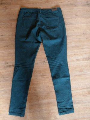 Hose Jeans türkis grün Bershka