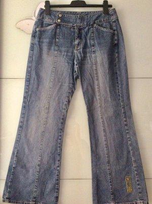 Hose Jeans von Esprit blau schlagHose